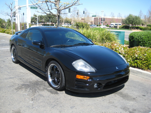 Picture of 2002 Mitsubishi Eclipse GT, exterior
