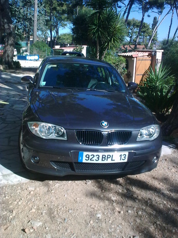Picture of 2005 BMW 1 Series, exterior