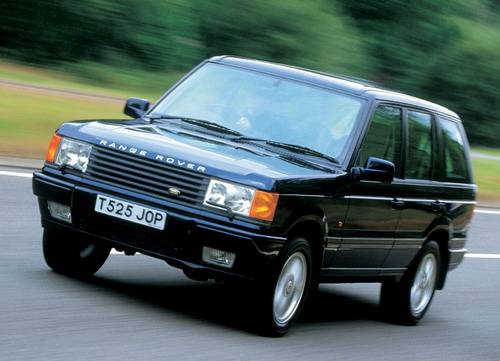 1998 Land Rover Range Rover 4 Dr 4.6 HSE AWD SUV picture, exterior