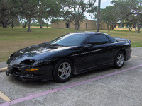 1997 Chevrolet Camaro RS, 1997 Chevrolet Camaro 2 Dr RS Hatchback picture, exterior