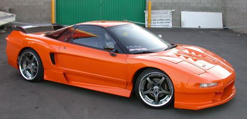 Acura Nsx Dr T Coupe Pic