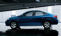 2010 Hyundai Elantra, Left Side View, exterior, manufacturer