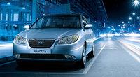 2010 Hyundai Elantra, Front View, exterior, manufacturer