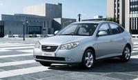 2010 Hyundai Elantra, Front Left Quarter View, exterior, manufacturer