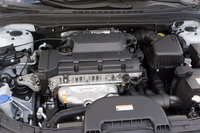 2010 Hyundai Elantra Touring, Engine View, engine, manufacturer