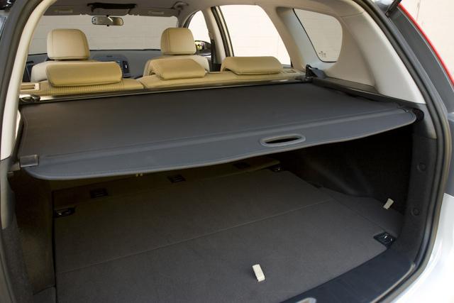 2010 Hyundai Elantra Touring, Interior Cargo View, interior, manufacturer