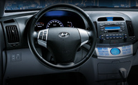 2010 Hyundai Elantra Touring, Interior View, manufacturer, interior