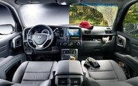 2010 Honda Ridgeline, Interior View, interior, manufacturer