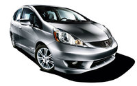 2010 Honda Fit, Front Right Quarter View, exterior, manufacturer, gallery_worthy