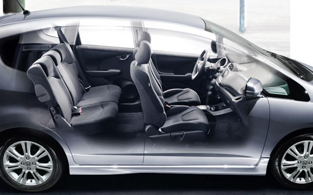 2010 Honda Fit - Interior Pictures - CarGurus