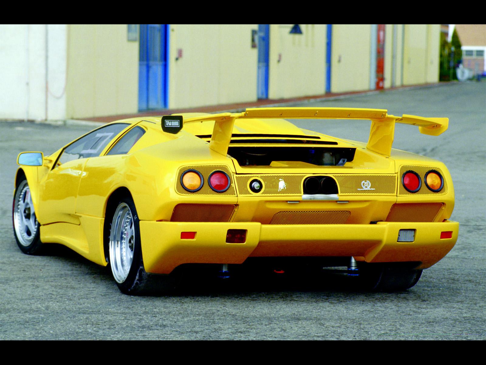 1997 Lamborghini Diablo Pictures Cargurus Lamborghini Lover