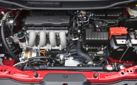 2010 Honda Fit, Engine View, engine, manufacturer