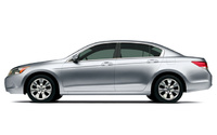2010 Honda Accord, Left Side View, exterior, manufacturer