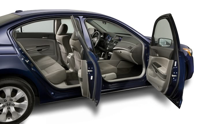 2010 Honda Accord, Right Side View, interior, exterior, manufacturer