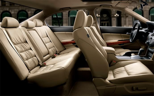 2010 Honda Accord, Interior View, interior, manufacturer