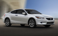 2010 Honda Accord Coupe, Front Right Quarter View, exterior, manufacturer