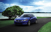 2010 Honda Accord Coupe, Front Left Quarter View, exterior, manufacturer