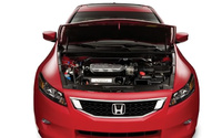2010 Honda Accord Coupe, Engine View, engine, manufacturer