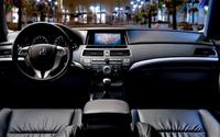 2010 Honda Accord Coupe, Interior View, interior, manufacturer