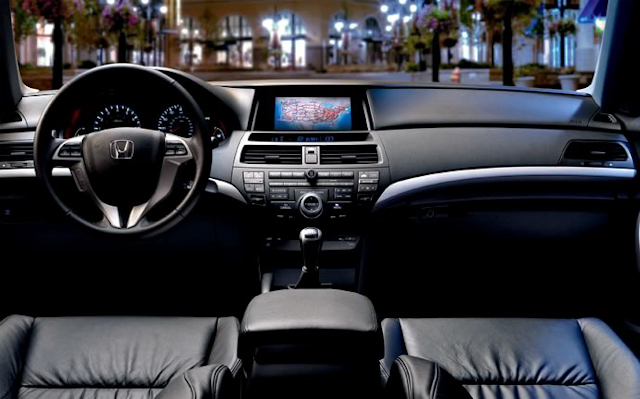 2010 Honda Accord Coupe, Interior View, manufacturer, interior