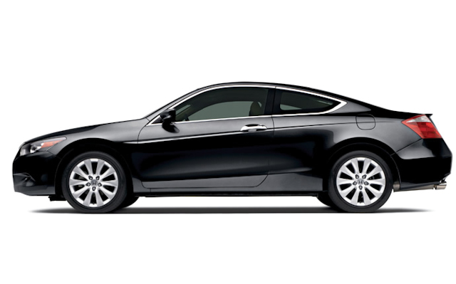 2010 Honda Accord Coupe, Left Side View, exterior, manufacturer