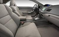 2010 Honda Civic Coupe, Interior View, interior, manufacturer