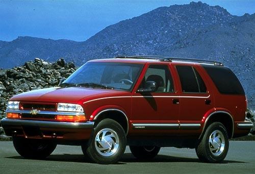1997 Chevrolet Blazer Overview Cargurus