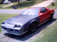 1984 Chevrolet Camaro Picture Gallery
