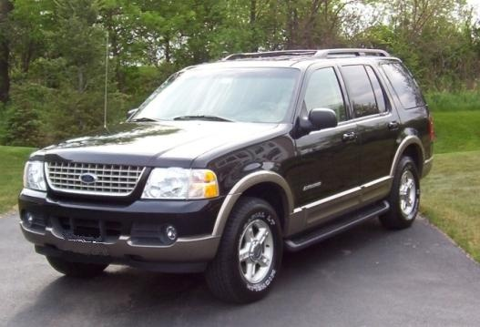 Ford Explorer Pictures CarGurus - 2002 explorer