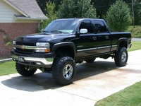 Picture of 2002 Chevrolet Silverado 2500HD 4 Dr STD Crew Cab LB HD, exterior