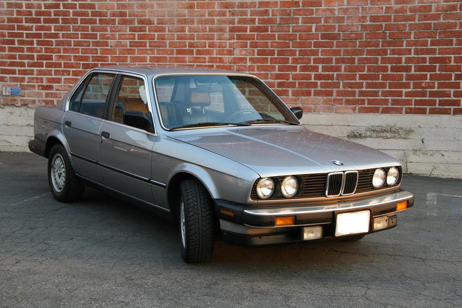 1986 Bmw 3 Series Pictures Cargurus