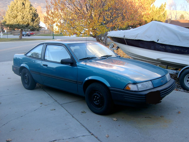 1994 Chevrolet Cavalier 2 Dr RS Coupe picture