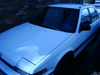1989 Honda Accord Picture Gallery