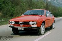 1977 Alfa Romeo GTV Overview
