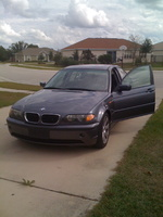 2003 BMW 3 Series 325i, 2003 BMW 325 325i picture, exterior
