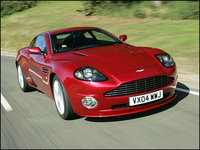 2006 Aston Martin V12 Vanquish Picture Gallery
