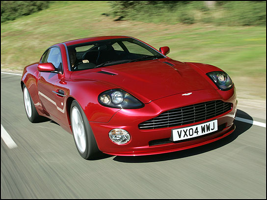 Picture of 2006 Aston Martin V12 Vanquish S 2dr Coupe
