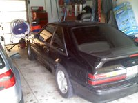 Picture of 1991 Ford Mustang GT Hatchback RWD, exterior, gallery_worthy