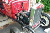 Picture of 1931 Ford Model A, engine