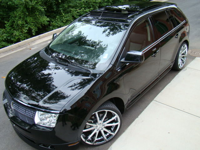 2007 Lincoln MKX AWD, Custom MKX designed by godfather customs in Georgia,