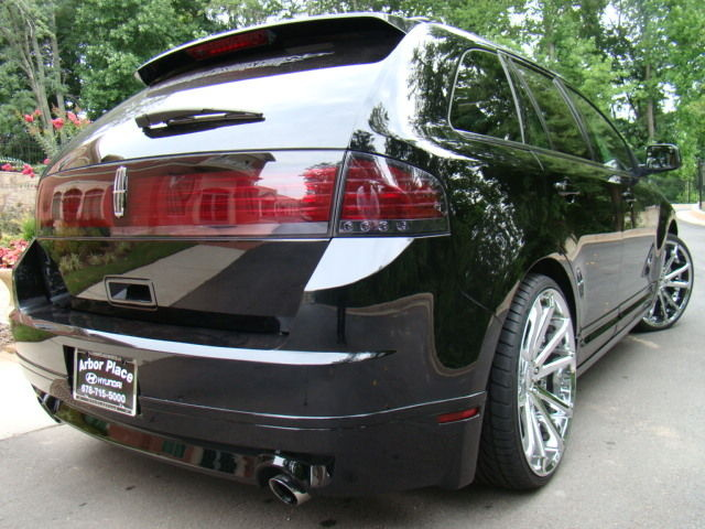 Picture of 2007 Lincoln MKX AWD, exterior, gallery_worthy