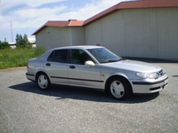 Picture of 2005 Saab 9-5, exterior