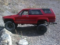 Picture of 1986 Toyota 4Runner, exterior