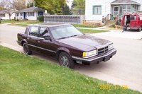 1988 Dodge Dynasty Overview