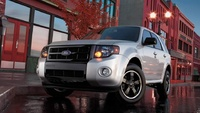 2010 Ford Escape XLT 4WD picture, exterior