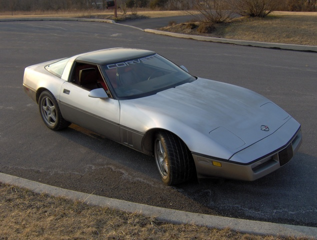 Picture of 1984 Chevrolet Corvette Coupe RWD