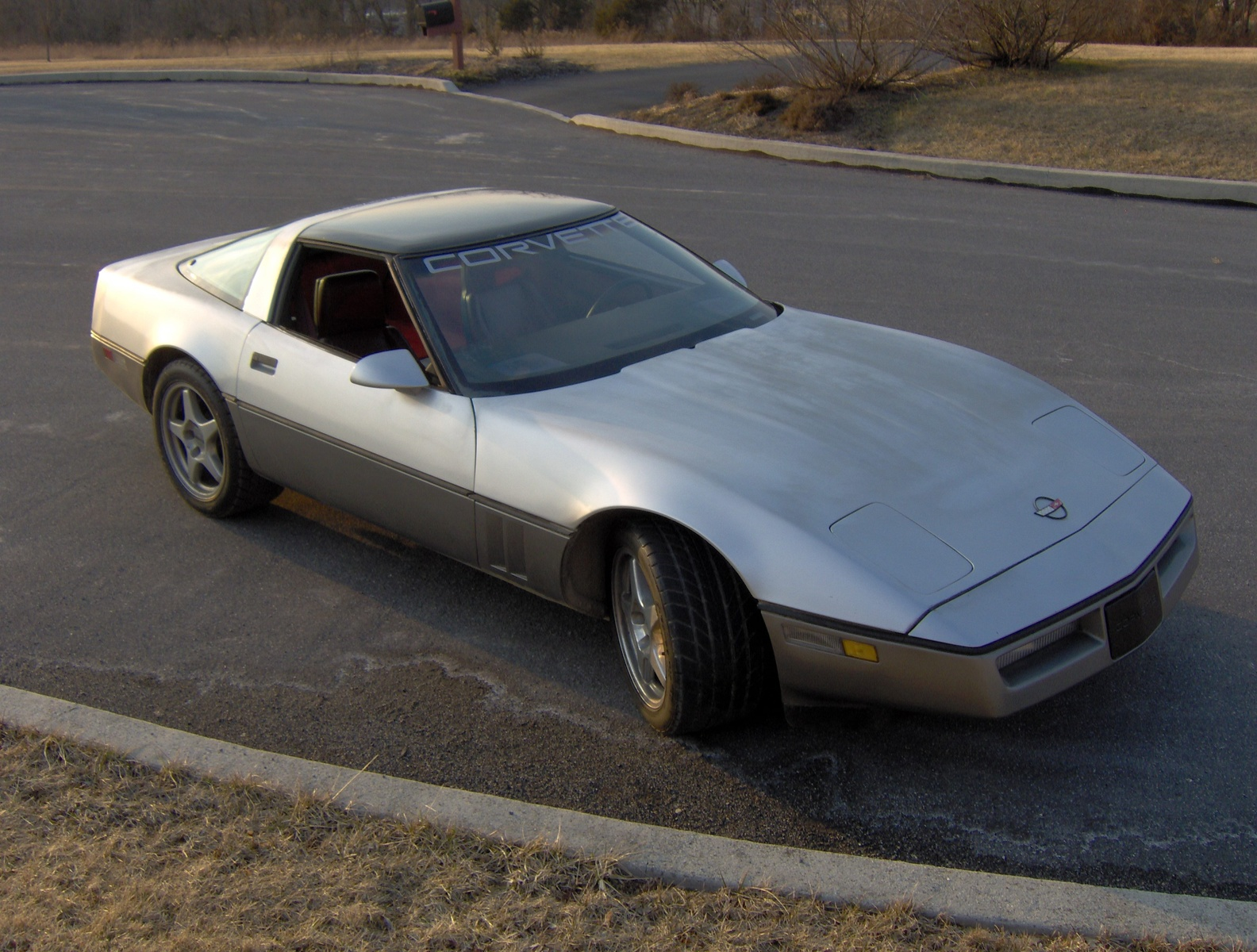 1984 Chevrolet Corvette Coupe picture