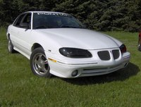Picture of 1997 Pontiac Grand Am 4 Dr SE Sedan, exterior