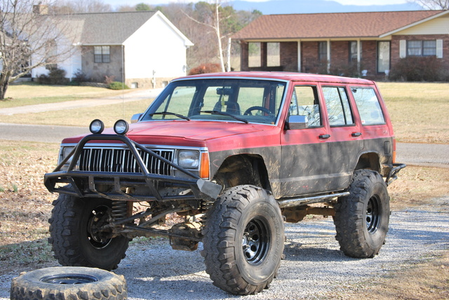 Picture of 1990 Jeep Cherokee 2 Dr Sport 4WD, exterior, gallery_worthy