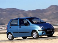 Picture of 2005 Daewoo Matiz, exterior